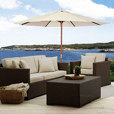 stylish patio umbrella ideas to stay cool in this summer