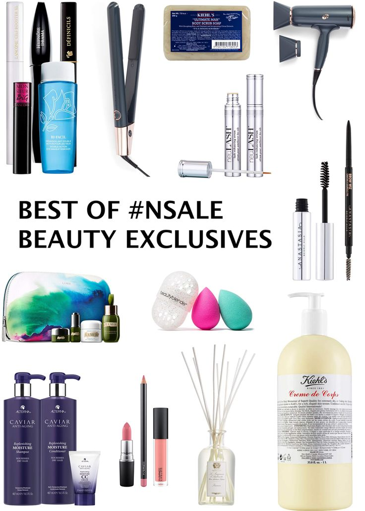 #NSale Best of Beauty Exclusives