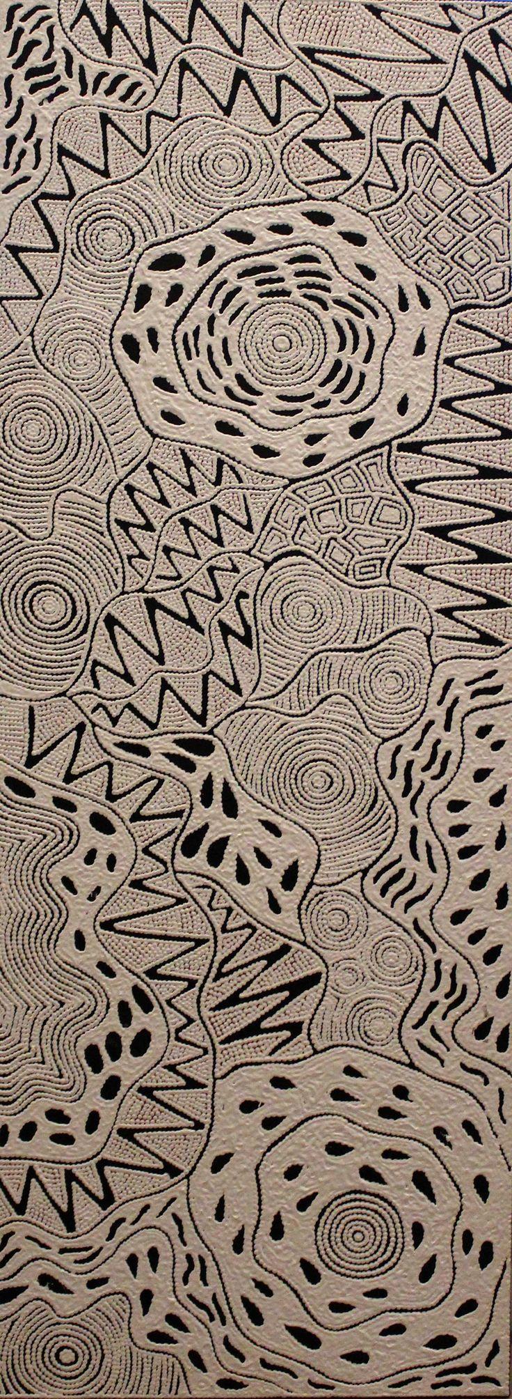 Ursula Napangardi Hudson, Warlukurlangu Artists McCulloch&McCulloch