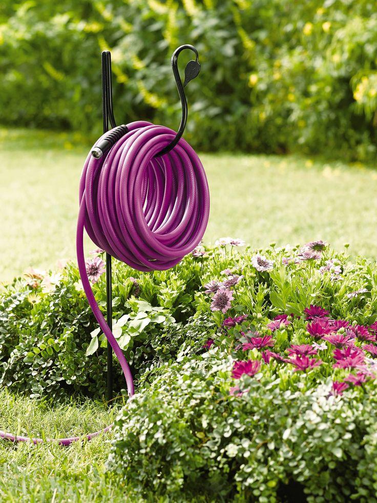 Hose Holder | Hose Butler - Garden Hose Storage | Gardener's Supply