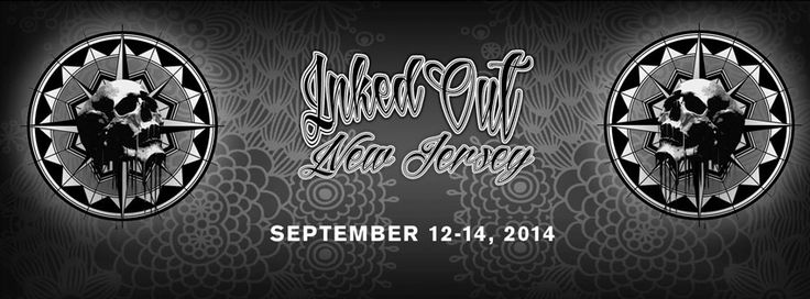 Heads up Tri-State area; the Inked Out New Jersey 2014 tattoo show will be held September 12 – 14 at the Meadowlands Expo Center.  If you attended last year's show than you know not to miss out.  Headlining artist such as Shane O'neill, Mario Barth, BJ Betts, Bob Tyrrell, Christine Barnum, London Reese, Horitoshi and many more.