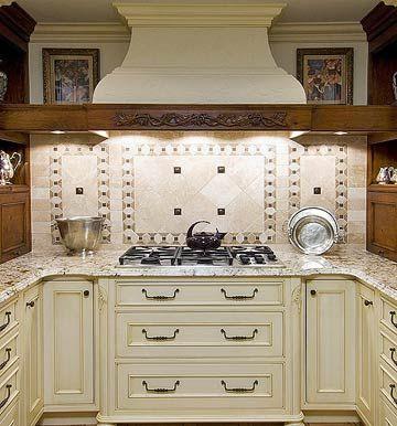 Tile Backsplash Ideas For Behind The Range Stove Cabinets And Ranges