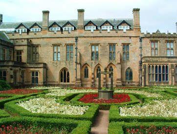 Newstead Abbey, lovely castle in Ravenshead.