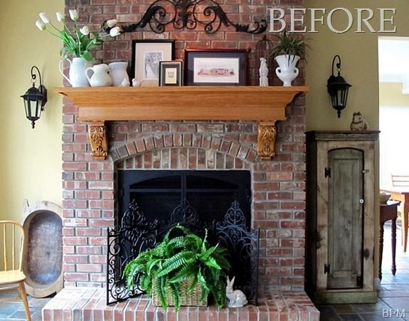 fireplace ideas decorating pinterest