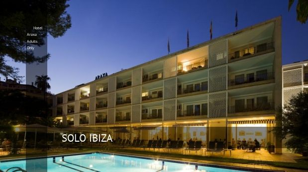 Hotel Araxa  Adults Only en Mallorca opiniones y reserva
