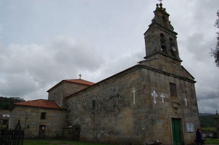 Briallos, Portas, Pontevedra, Camino Portugués