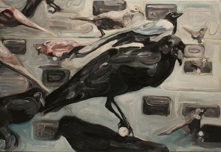 Rudy Cremonini - Uccelli