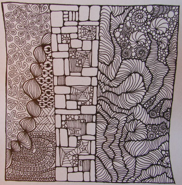 Zentangle No.4