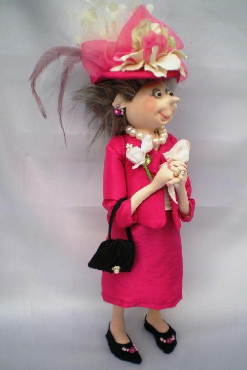 Cloth Doll Patterns by Jill Maas
