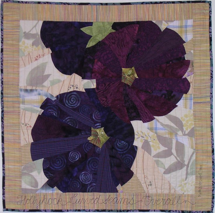 Ruth B. McDowell Quilt