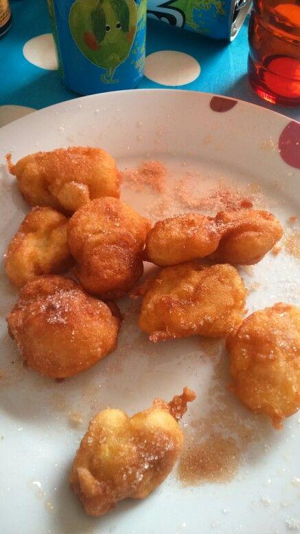 @amcespaña.buñuelos de manzana  en amc 24. Concurso amc verano