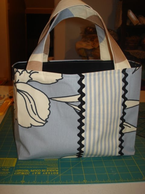 Simple Tote Bag Tutorial Totes Amp Purses Free Tutorials