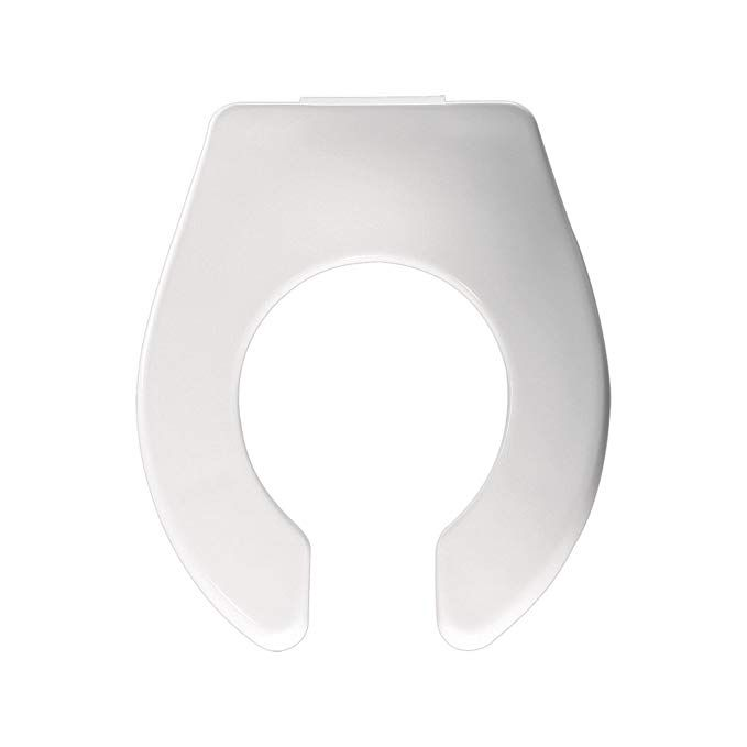 Church 1580c Open Front Plastic Child Toilet Seat White Review
