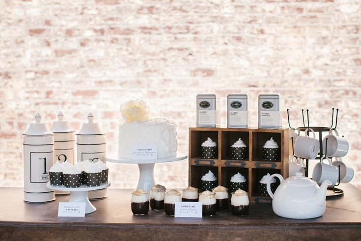 The TomKat Studio: A Tea Party Bridal Shower with Smith Teamaker…
