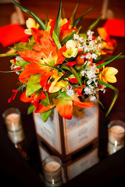 Fall Wedding Centerpiece Ideas :  wedding Centerpiece