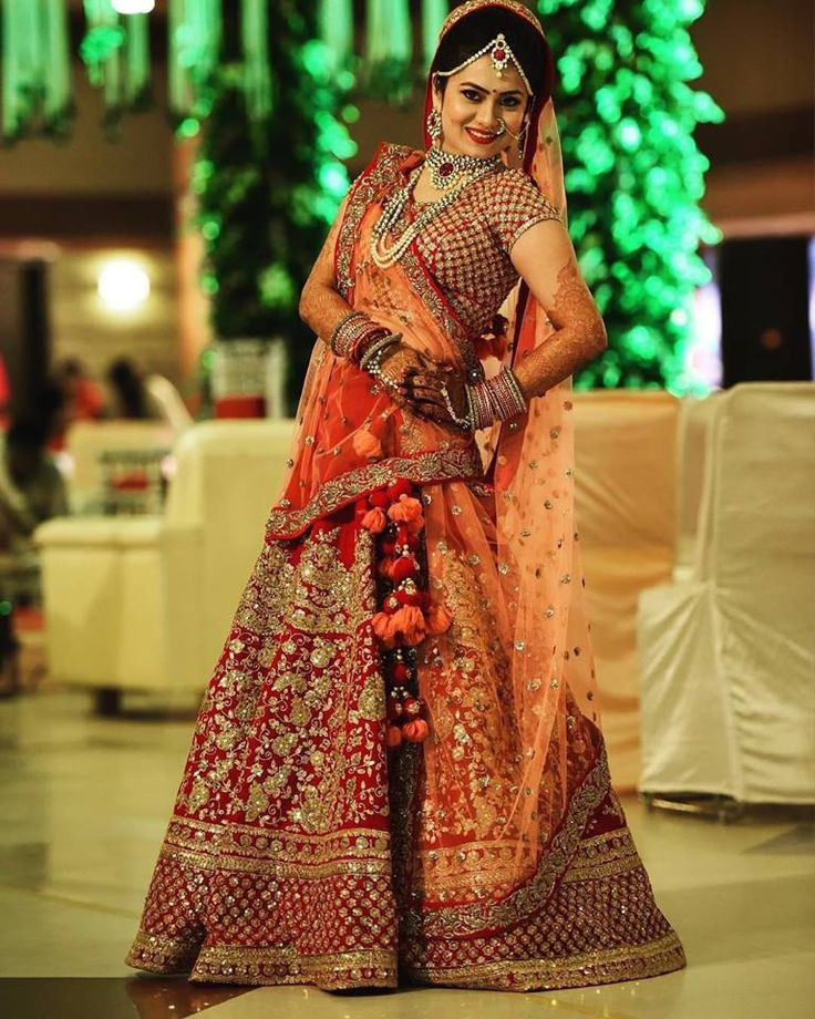Wedding Lehenga Choli - saree.com