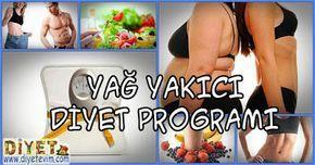 yağ yakıcı diyet programı önerileri