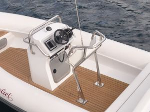 Stainless boating accessories