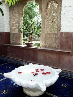 An Indian Summer: Traditional Indian Decor - Part 2