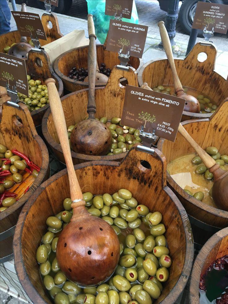 Sevenoaks town market