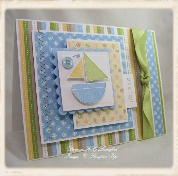 SC214-it's a boy! by atomicbutterfly - Cards and Paper Crafts at Splitcoaststampers
