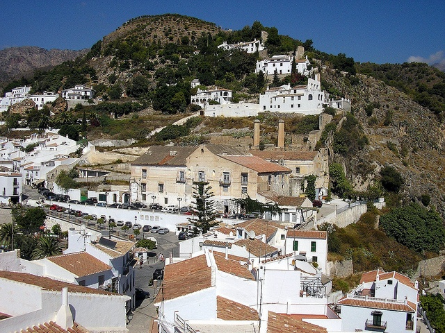 Frigiliana by urloplany.pl, via Flickr #Spain