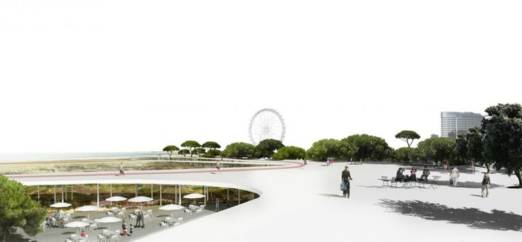 Re-qualification and Redevelopment of the Beach and Seafront of Figueira da Foz and Buarcos / RUA