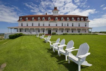 Spring House Hotel, Block Island -- my fav Adirondacks! Best enjoyed with a glass of wine...(which the bartender will gladly bring you!)