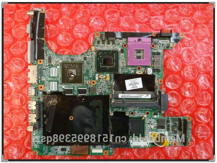 51.00$  Watch now - http://aliytl.worldwells.pw/go.php?t=32712551151 - 447982-001 FOR HP Pavilion dv9000 DV9500 DV9700 Laptop Motherboard 965 PM  461068-001 100% TESTED GOOD Free Shipping 51.00$