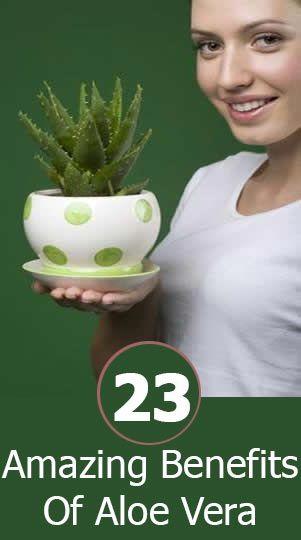 23 Amazing Benefits Of Aloe Vera