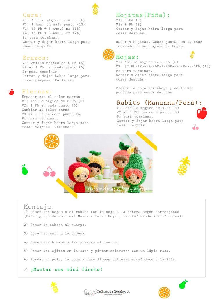 94 mejores imágenes sobre crochet en Pinterest | Patrón gratis ...