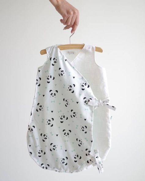 6 marques de motif pour coudre des vêtements de bébé