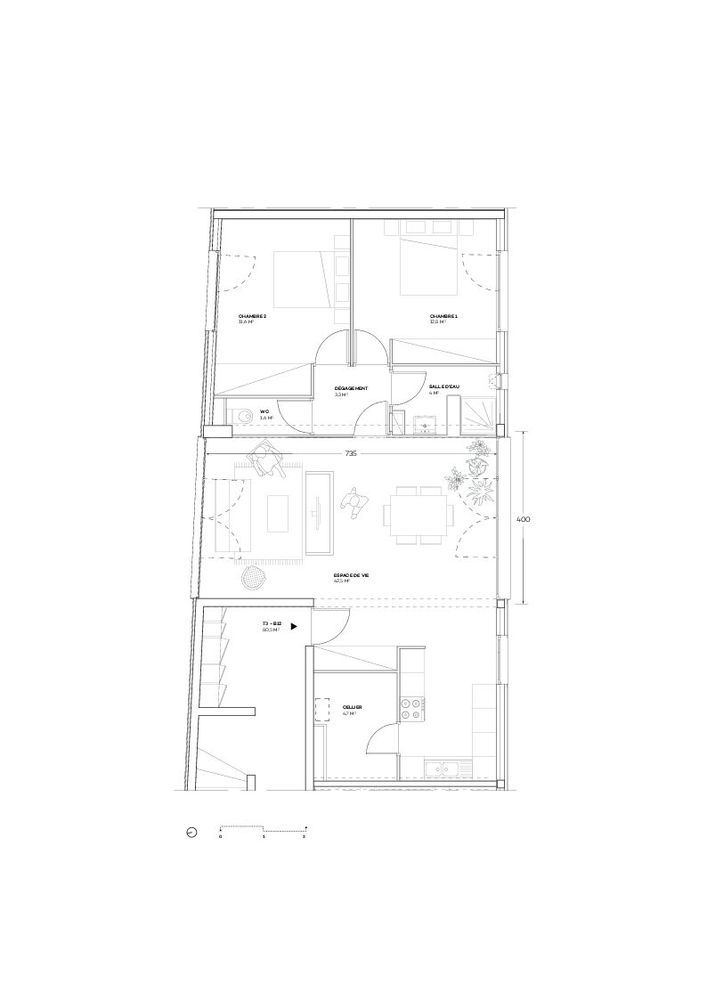 Tirepois,Floor Plan