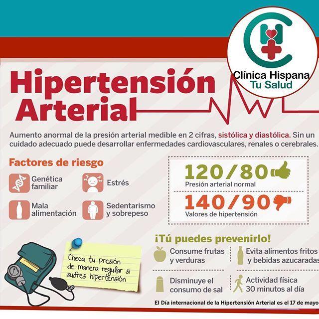 La presión arterial es una medición de la fuerza ejercida..