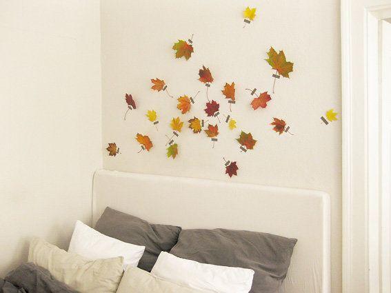 kleines leaves and butterflies wohnzimmer am besten bild oder bcfdebaad fall home in the bedroom
