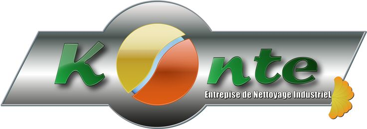 logo entreprise de nettoyage industriel