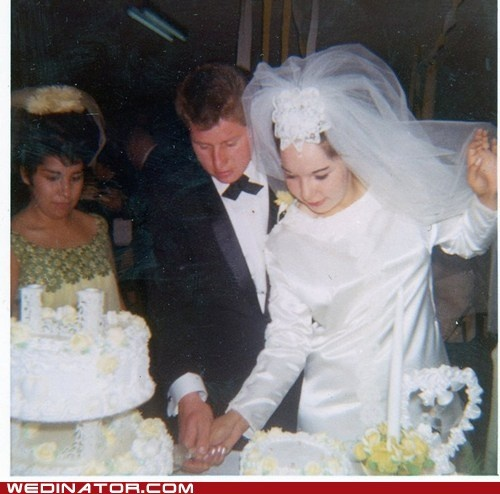 Bride Surprises Grandma In Her 1962 Wedding Dress: 155 Best Images About 1960's Weddings On Pinterest