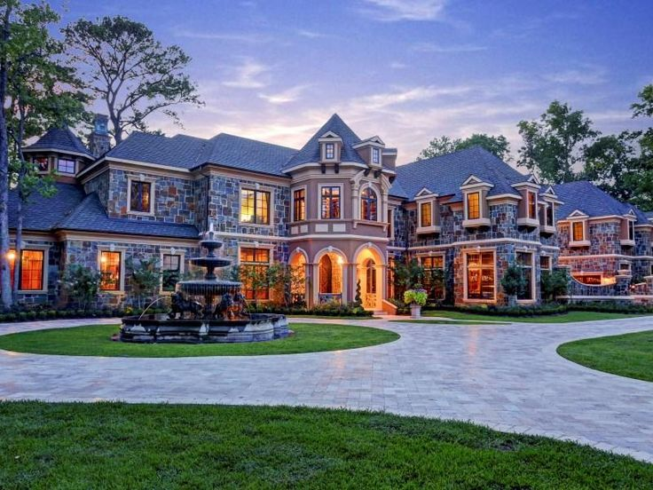634 best home design images on pinterest house design for Beautiful homes in houston