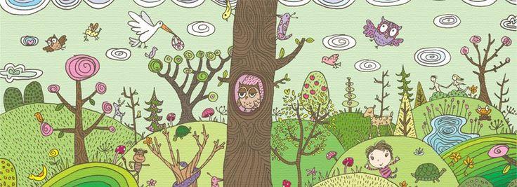"""Eden"" Illustration <3 <3 <3"