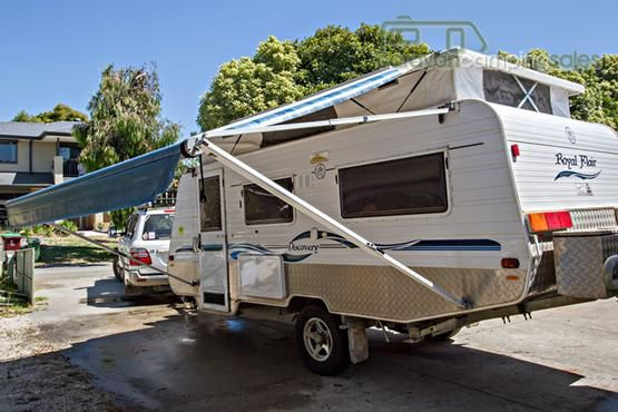 2007 Royal Flair Discovery VR27c (Off Road)