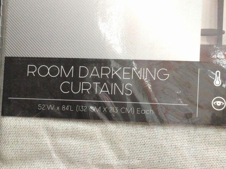 17 Best Ideas About Room Darkening Curtains On Pinterest