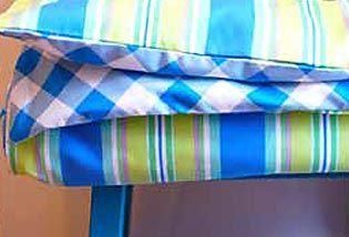 Crib size duvet cover WeAllSew « http://weallsew.com