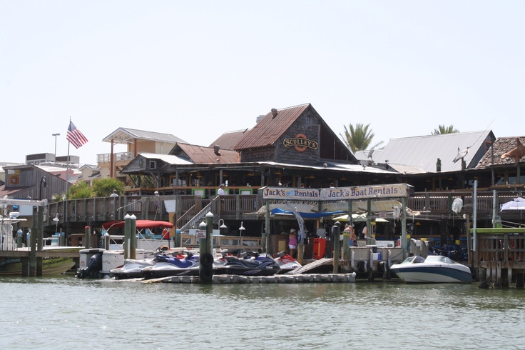 Johns Pass Madeira Beach great for relaxing in a friendly atmosphere.