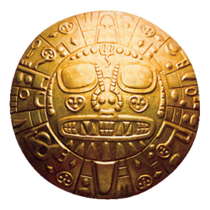 Inti. Inca religion was politeist. The Inca also venerated their dead and considered the royal family to be semi-divine, descended from the Sun. The Inti's wife was the Moon.