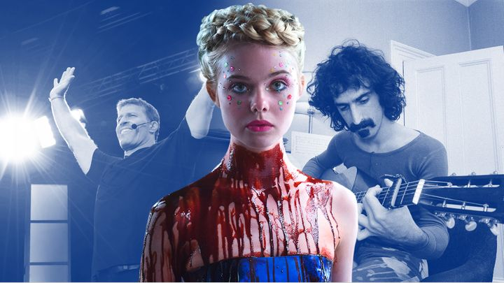Alt-Summer; Movie; Preview; Rolling Stone; A Tale of Love and Darkness; The Neon Demon; Weiner; Tony Robbins; Frank Zappa