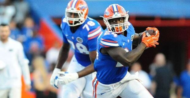 Florida preseason position grades: Offense = Jim McElwain overachieved in Year 1 as the Gators' head coach. He led Florida to a 10-win season — its first since Will Muschamp's flukey 11-win season in 2012 — and an SEC East title after only losing one conference.....