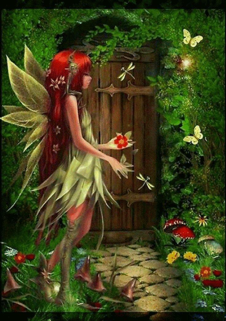 Картинки сказочные феи и эльфы