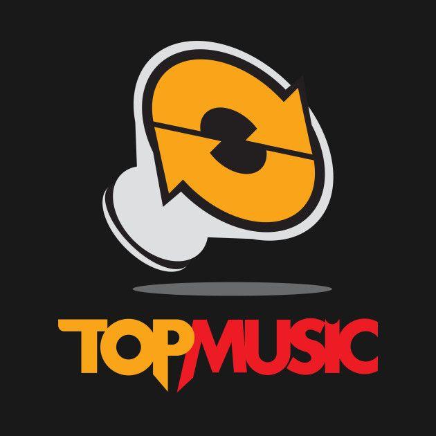 'Top+Music+Loud+Speaker' T Shirt design