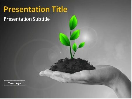 20 best powerpoint images on pinterest plants templates and births great powerpoint template for presentations on forestation soil conservation farming gardening botany toneelgroepblik Image collections