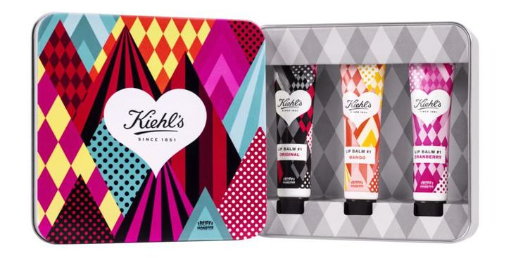 Kiehl's limited edition per San Valentino - Kiehl's since 1851 presenta la nuova limited edition per San Valentino 2016, in collaborazione con Buff Monster - Read full story here: http://www.fashiontimes.it/2016/02/kiehls-limited-edition-san-valentino/